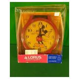 Lorus Quality Quartz Mickey Mouse wristwatch
