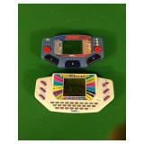 Wheel of Fortune and Jeopardy handheld games