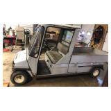 Club Car Carryall 6 Electric Golf Cart W/ Cab