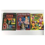 Toy & Doll Hard Cover Collector Books