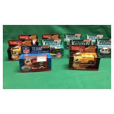 Team Collectible Matchbox Cars