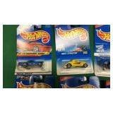 Assorted Hot Wheel Matchbox Cars