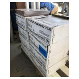"12""x12"" Glazed Ceramic Tile (15 Pieces Per Box)"