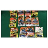 Assorted Matchbox Cars