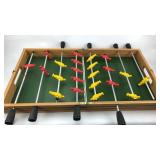 Foos Ball Table Top Game