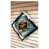 Miller genuine draft beer Mirror