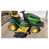 """John Deere LA175 Lawn Mower W/ 54"""" Deck (Clean)"""