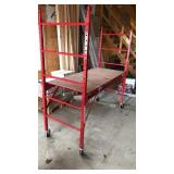 Rolling Bakers Scaffolding (Adjustable)