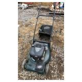"Craftsman 6.2 hp  21"" Cut Push Mower"