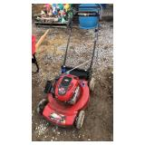 "Toro 22"" 7.25 hp Push Mower"