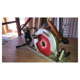 "Rigid 7 1/4"" Circular Saw"