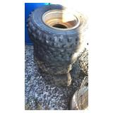 For ATV tires