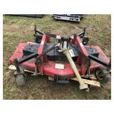 NATIONAL MOWER 689 made with Kevlar Replacement Belt
