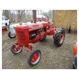 """Farmall """"A"""" Wide Front Tractor"""