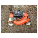 Husqvarna Self Propelled 5.5 HP Lawn Mower