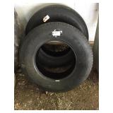 Pair of Firestone LT245/75 R17 Truck Tires