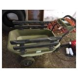 2 Wheel Neutron Garden Cart - No Battery