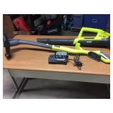 Ryobi 18V Weeder/Blower With Charger