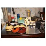 Misc. Appliances, Pans, Thermoses, Etc