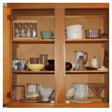 Contents Of Cupboards - See Photos