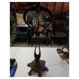 Antique Ashtray Holder