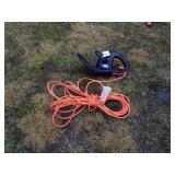 Black & Decker Electric Hedge Trimmer With Cord