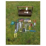 Assortment Of Tools & Carrier