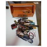 Assortment Of Hand Tools