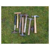 Assortment Of Hammers