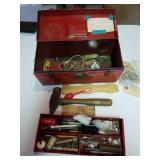 Small Toolbox with Hand Tools