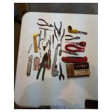 Variety Of Hand Tools