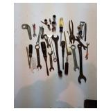 Variety Of Household Tools