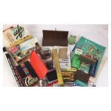 Miscellaneous School Items. Pencils, Rulers, Etc.