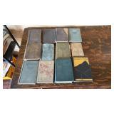 12 Old Books
