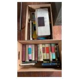 2 Boxes of Assorted Books