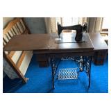 Treadle Singer Sewing Machine