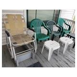 Patio Chairs & Stools