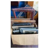 Box of Assorted Frames