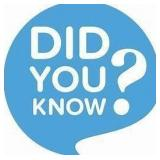 """""""Did You Know?""""-Click Here To Read"""