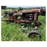 """Farmall """"460"""" Gas - Wide Front End - Parts Only"""