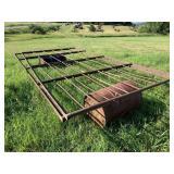 Metal Hay Wagon Sides - 16