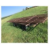 Used Metal Cattle Gates - 18