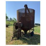 Older Portable Grain Dryer - Parts Unit