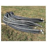 """14 Sections 3"""" Discharge Hose With Fittings"""