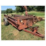 International Wood Wagon - As Shown