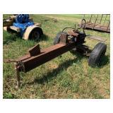 "Log Splitter Kit - 3 1/2"" Hydraulic Cylinder,"