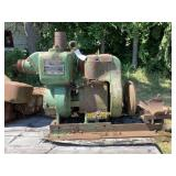 Wisconsin Single Cylinder Long Block - No Carb.