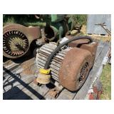 Goulds 10 HP - 220 Volt Electric Motor (As-Is)