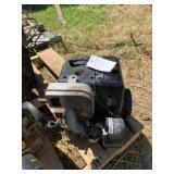 10 HP Tecumseh Gas Engine - Turns Over