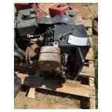 12 HP Briggs & Stratton Vertical Shaft Engine